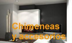chimeneas y accesorios