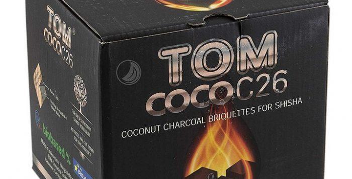 carbón de coco tom cococha